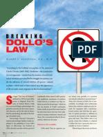 Breaking Dollo's Law