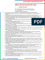 Current Affairs Pocket PDF  - March 2016 by AffairsCloud.pdf