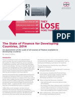 State of Finance for Developing Countries 2014