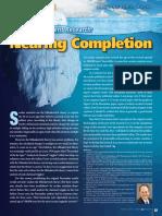 Seafloor Sediment Research