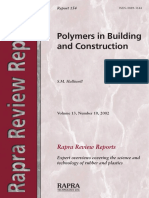 Polymers in Bulding and Construction