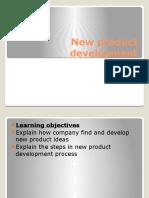 1.New Product Development
