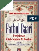 Fathul Baari 3 Syarah Hadits Bukhari