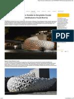Durable & Recyclable Facade