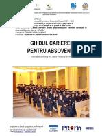 Ghidul Carierei Pentru Absolventi_PROFIN