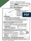 Revision IGCSE Chemistry