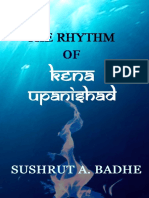 The Rhythm of Kena Upanishad