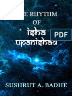 The Rhythm of Isha Upanishad