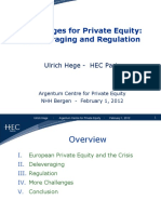 Challenges for Private Equity_2012