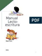 Manual de Lecto-escritura_Miguel Castro