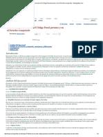 El Delito de Prevaricato en El Código Penal Peruano y en El Derecho Comparado - Monografias