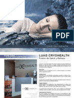 Nirvana Spa Conocenos Luad Cryohealth