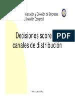 Estrategias de Distribución
