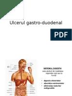 Ulcerul Gastro Duodenal