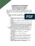 Guia de Trabajo de Campo- Riesgos en El Trabajo - II
