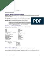 WT-222 PB