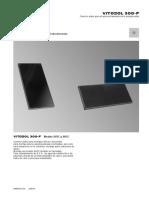 5458627_Vitosol 300-F, Modelo SV3C y SH3C