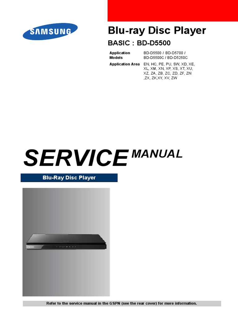 samsung bd d5500 pdf electrostatic discharge blu ray rh scribd com samsung bd d5700 manual pdf samsung bd d5500 manual