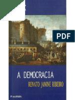 A DEMOCRACIA   - renato janine ribeiro.pdf