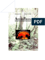 AVES DO PARAN Scherer Neto & Straube 1995