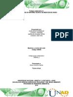 Trabajo Colaborativo 2 - Informe Técnico - Control y Medicon de Ruido