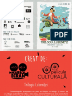 Ceau, Cinema! 2016 -  Caiet Program