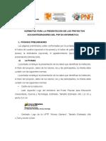 NORMATIVA PARA LA PRESENTACIÓN DE PROYECTOS (1).pdf
