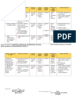 Action Plan (Post)
