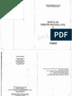 219203213 Manual de Derecho Procesal Civil 2 de La Ruaaa
