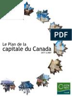 Le Plan de la capitale du Canada 2017-2067