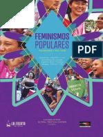 Claudia Korol Feminismos Populares Se Hace Camino Al Andar