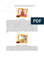 Stories Related to five Day festival of Diwali