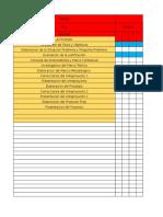 Cronograma 2016 Proyecto
