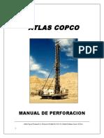 Manual de Perforación Atlas Copco
