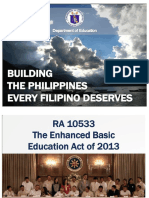 the enhanced basic education act of 2013