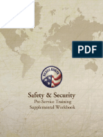 Peace Corps SS Pre-Service Training Supplemental Workbook