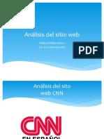 Análisis de una página web
