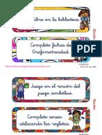 Tarjetas He Terminado Mis Tareas Que Hago Ahora PDF