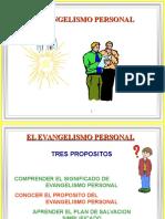 El Evangelismo Personal (1)