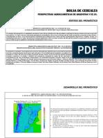 Perspectivas Agroclimáticas 07-07