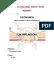 Economía, Inflación