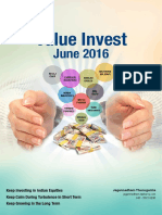 Karvy Value Invest June 2016