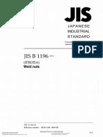 Norma JIS B 1196