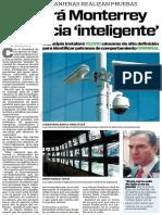 07-07-16 Tendrá Monterrey vigilancia 'inteligente'