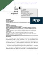 13 Análisis de Correlacion y Regresion