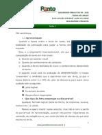 PDF Tribunal de Contas Do Estado Do Para Auditor de Controle Externo Discursivas Para Todos Os Carg