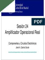 Amplificador Operacional Real