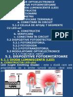 Dispozitive Optoelectronice