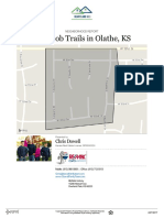 Blackbob Trails Neighborhood Real Estate Report