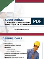 10- Auditorias, Control e Indicadores Mantto -Rafael Revilla